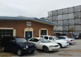 CGI Container Sales Office in Memphis Tennessee