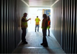 CGI Container Sales Employees
