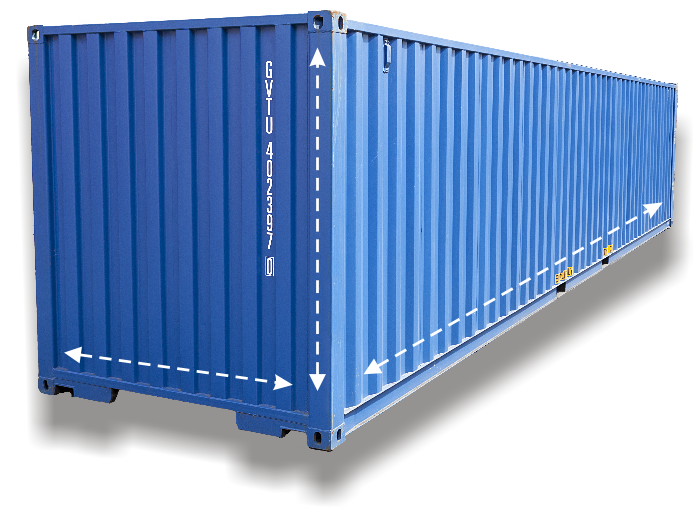 New Shipping Container Dimensions