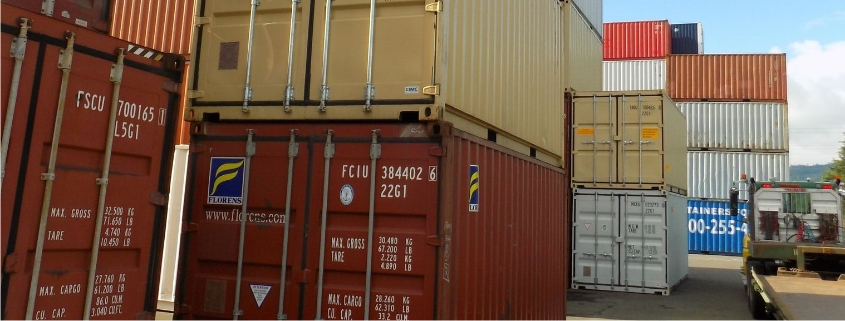 Conex Containers for Lease