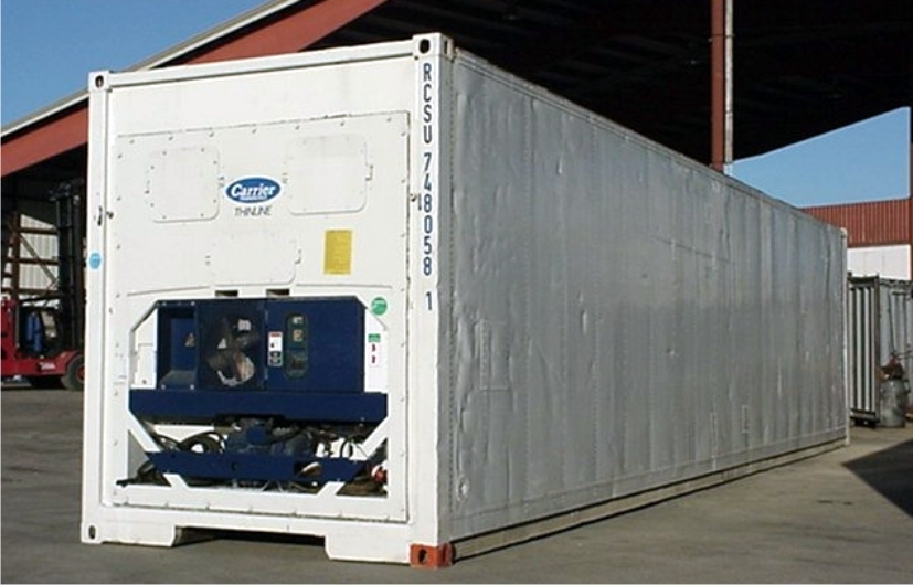Refrigerated Container Sales And Rentals Cgi Container Sales