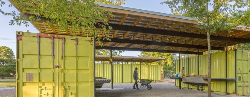 Cargo Containers for Outdoor Use