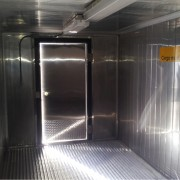 New Refrigerated Container