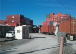 CGI Container Sales Memphis Tennessee Entrance