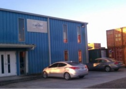 CGI Container Sales Office in New Orleans, LA
