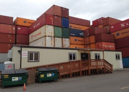 CGI Container Sales Portland Oregon Office
