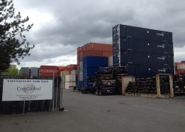 CGI Container Sales in Portland, Oregon