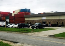 CGI Container Sales Office in Savannah Georgia