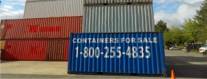 CGI Containers for Sale