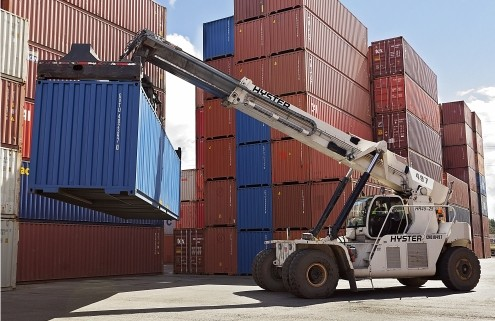 Shipping Container Loading Equipment - Best Ship 2017