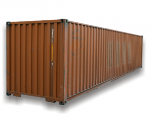 40 Foot Used Container