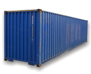 Used 40 Foot High Cube Container