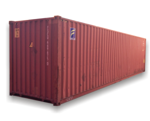 40 Foot Used High Cube Container