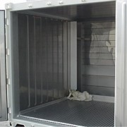 Small Container with Door