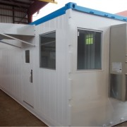 Modifications for Shipping Containers