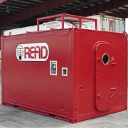 Custom Painted Refrigerated Container